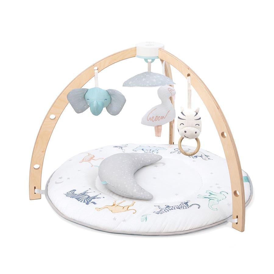 tapis d'éveil avec arches pour bébé