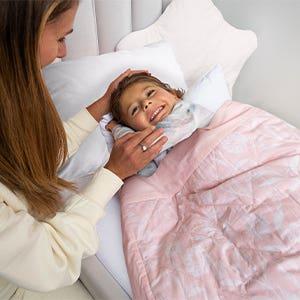 Couverture lestée pour enfant ophelia