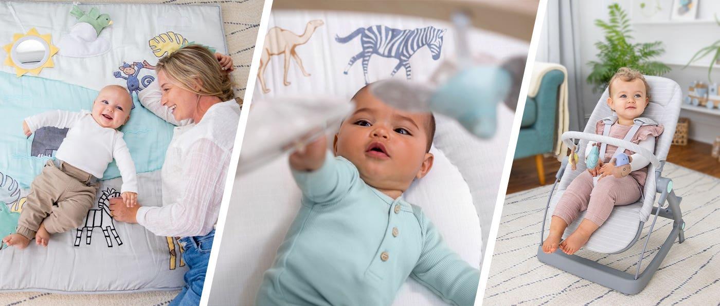 découvrez la collection playtime pour bébé