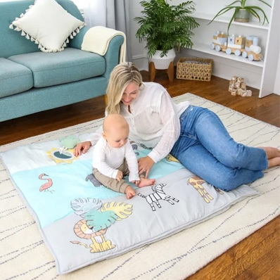 bebe tapis deveil